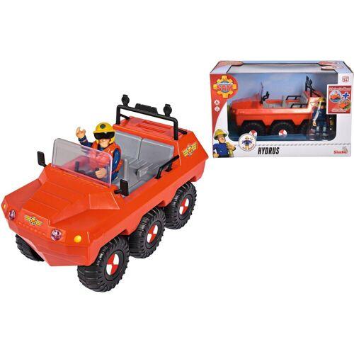 SIMBA Spielzeug-Feuerwehr »Feuerwehrmann Sam, Hydrus mit Figur«
