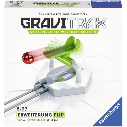 Ravensburger Kugelbahn »GraviTrax® Flip«, (Set)