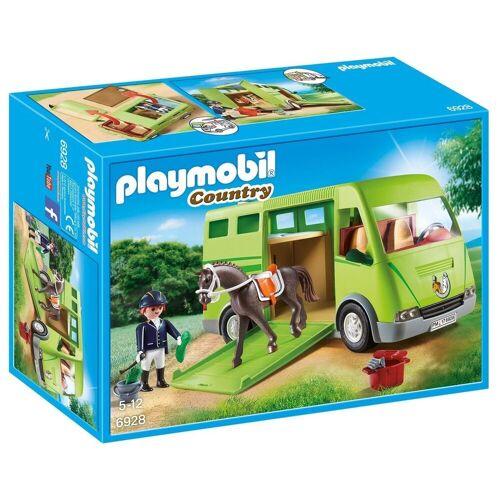 Playmobil Spielzeug-Transporter »6928 - Country - Pferdetransporter«