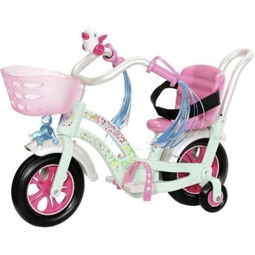 Baby Born Puppen Fahrzeug »Play & Fun Fahrrad«