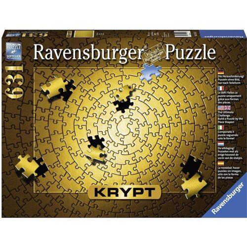 Ravensburger Puzzle »Krypt Gold«, 631 Puzzleteile, Made in Germany, FSC® - schützt Wald - weltweit