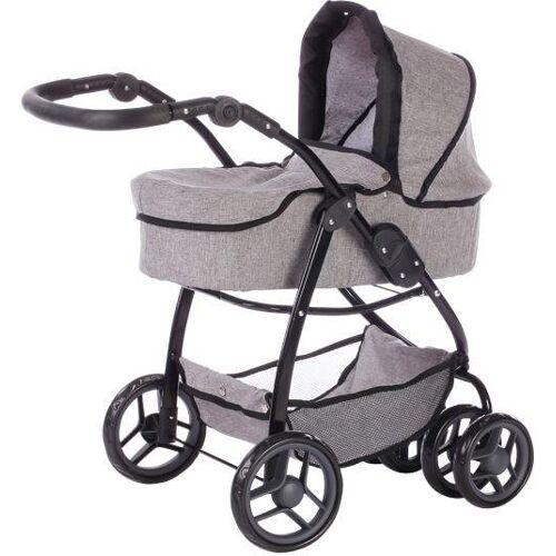 Knorrtoys® Puppenwagen »Coco - Stone«