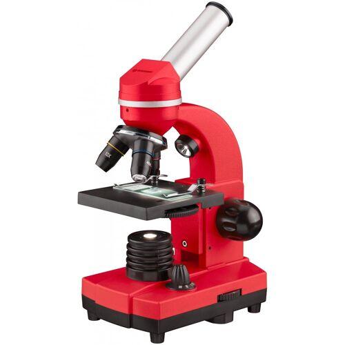 BRESSER junior Mikroskop »Schülermikroskop BIOLUX SEL«, rot