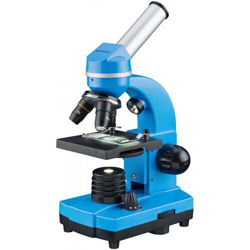BRESSER junior Mikroskop »Schülermikroskop BIOLUX SEL«, blau