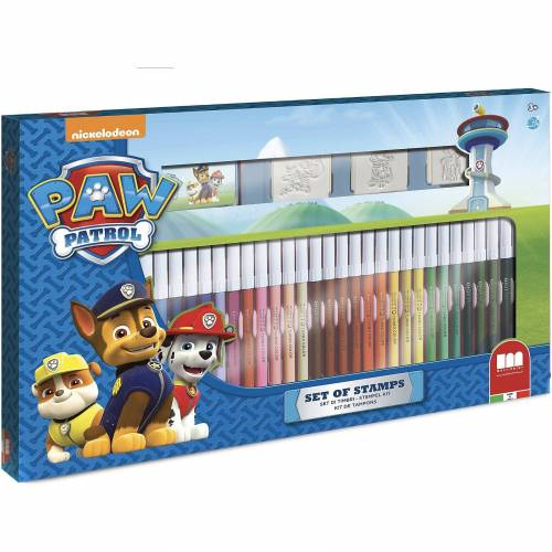 Activity Malset Paw Patrol