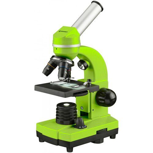 BRESSER junior Mikroskop »Schülermikroskop BIOLUX SEL«, grün