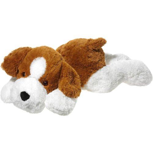 Heunec® Kuscheltier »Hund XL braun/weiß, 80 cm«