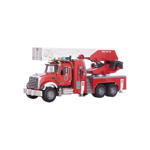 Bruder® 02821 MACK Granite Feuerwehrleiterwagen mit Pumpe