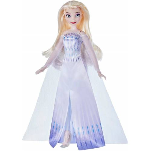Hasbro Anziehpuppe »Disney Die Eiskönigin 2 Königin Elsa Modepuppe«