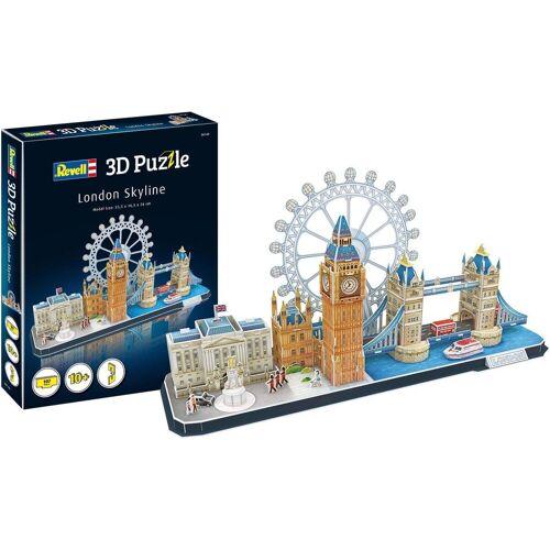 Revell® 3D-Puzzle »London Skyline«, 107 Puzzleteile