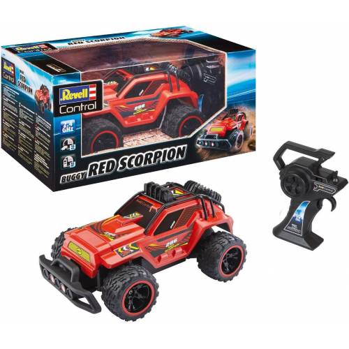 Revell® RC-Buggy »control, Red Scorpion, 2,4 GHz«