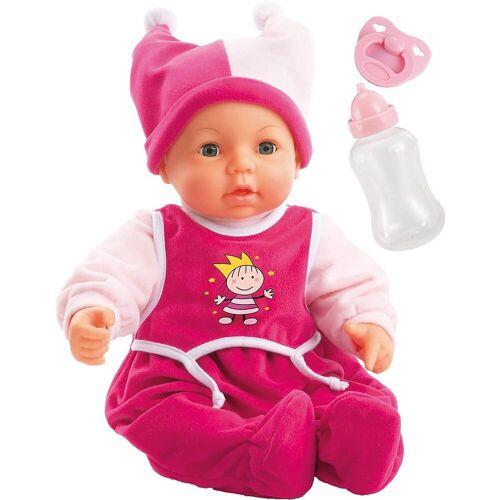 Bayer Babypuppe »Babypuppe Hello Baby Girl, 46 cm«