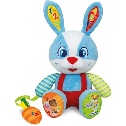 Clementoni® Kuscheltier »Lilo das Kaninchen«, mit interaktiver Karotte