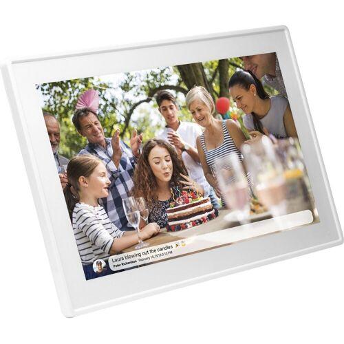 Denver digitaler WLAN-Fotorahmen »FRAMEO PFF-1513 - 39,62 cm (15,6 Zoll)«, Weiß