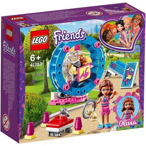 Lego 41383 Friends: Olivias Hamster-Spielplatz
