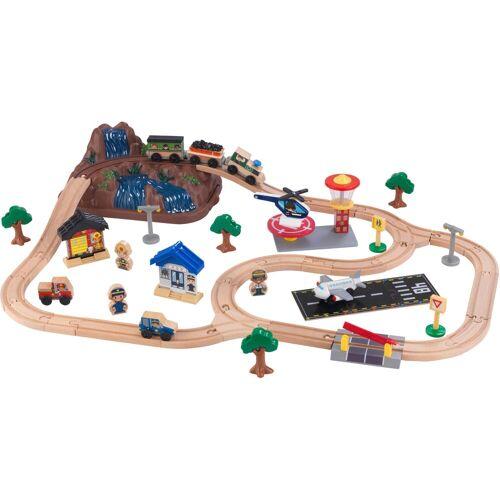 KidKraft® Spielzeug-Eisenbahn »Bucket«, (Set)