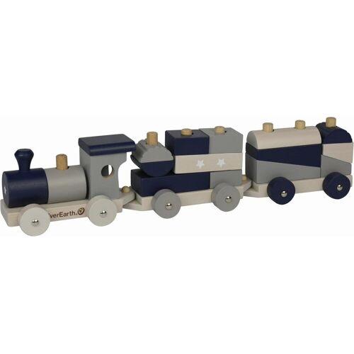 EverEarth® Spielzeug-Eisenbahn »Eisenbahn - Pastell«