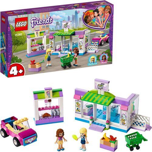 Lego Konstruktionsspielsteine »Supermarkt von Heartlake City (41362), Friends«, (140 St)