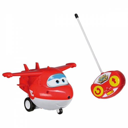 Super Wings Spielzeug-Flugzeug »ferngesteuertes RC Flugzeug Jett«