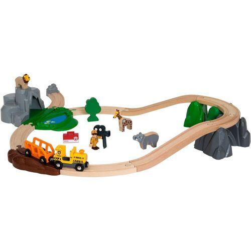 Brio Spielzeug-Eisenbahn »WORLD Safari Bahn Set«