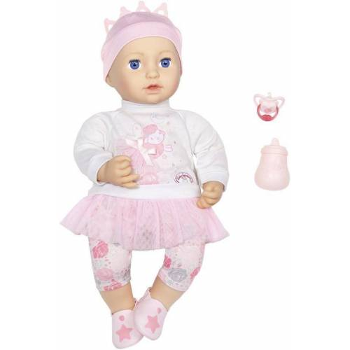 Baby Annabell Babypuppe »Mia, 43 cm«, mit Schlafaugen
