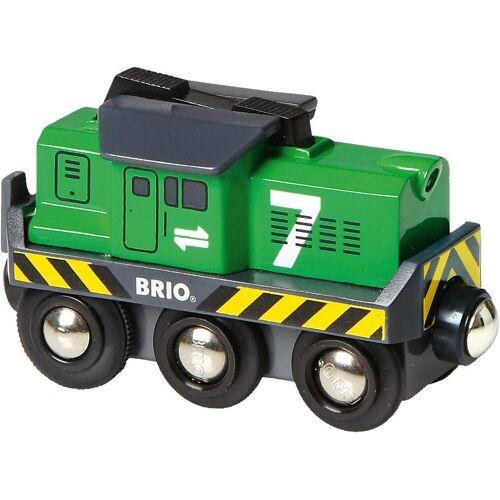Brio Spielzeug-Eisenbahn »Batterie-Frachtlok«