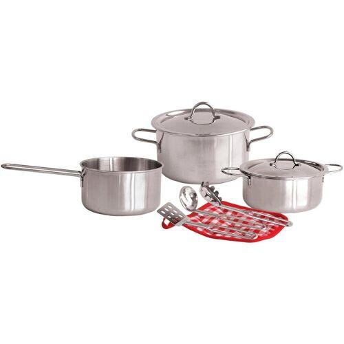 Klein Kinder-Küchenset »WMF Metalltopf-Set, mittel«