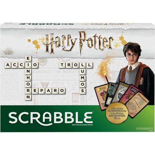 Mattel Spiel, »Familienspiel - Harry Potter Scrabble«