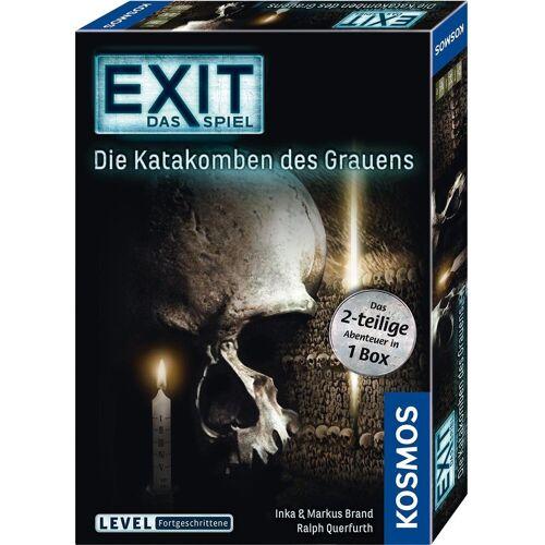 Kosmos Spiel, »EXIT - Die Katakomben des Grauens«, Made in Germany