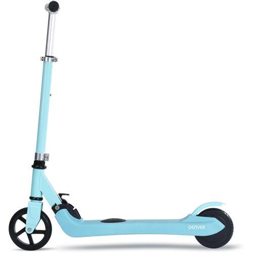 Denver E-Scooter »SCK-5300«, 100 W, 6 km/h, blue