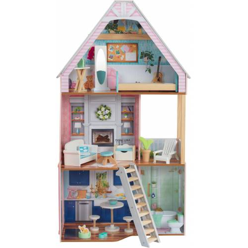 KidKraft® Puppenhaus »Matilda«, inklusive Möbel