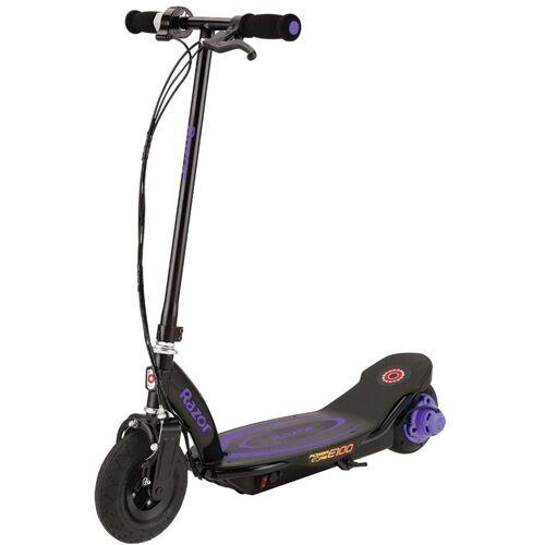Razor E-Scooter »Power Core E100 Electric Scooter«, 18 km/h, lavendel-schwarz