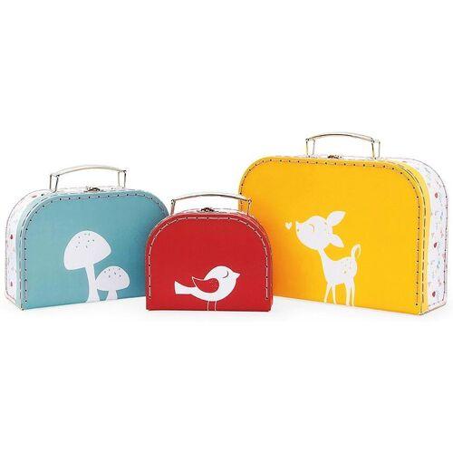 Kaloo Sammelkoffer »Home Kofferset 3-teilig«