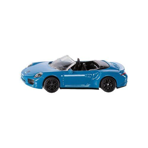 Siku Porsche 911 Turbo S Cabriolet
