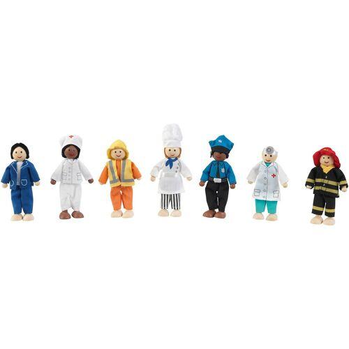 KidKraft® Puppen-Set Berufe
