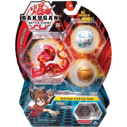 Spin Master Bakugan - Starter-Pack mit 3 Bakugan (Mix 10)