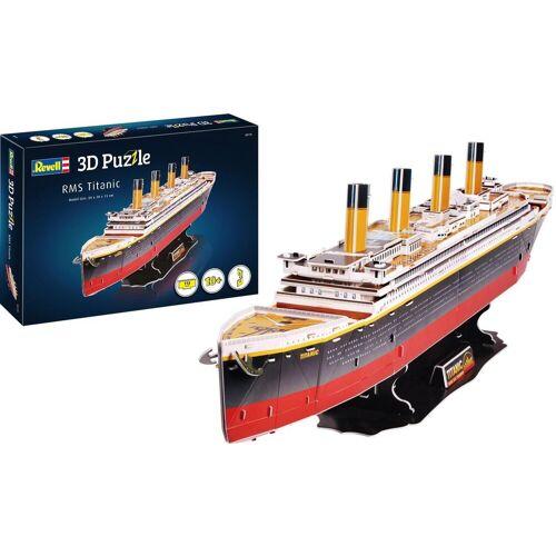 Revell® 3D-Puzzle »RMS Titanic«, 113 Puzzleteile