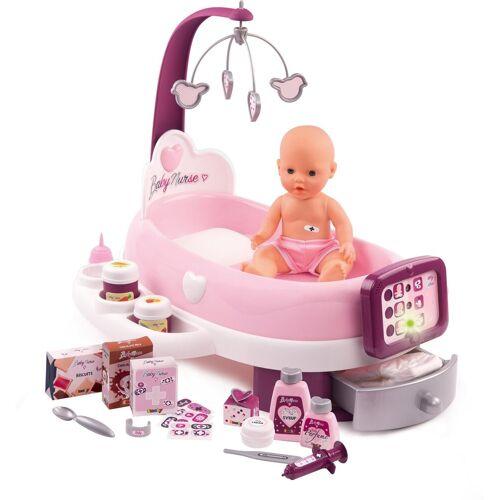 Smoby »Baby Nurse elektronische Puppenpflege-Station« Puppen Pflegecenter