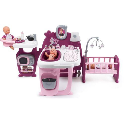 Smoby »Baby Nurse Puppen-Spielcenter« Puppen Pflegecenter