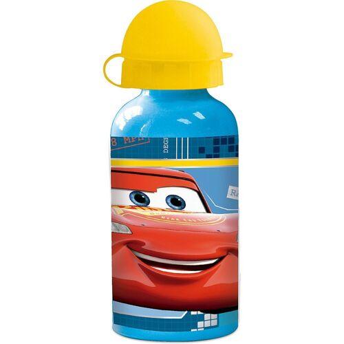 p:os Trinkflasche »Alu-Trinkflasche Lillebi. 400 ml«, blau