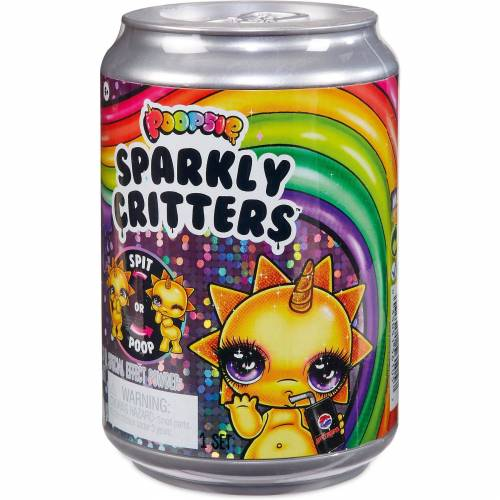 MGA Poopsie Sparkly Critters Series 2-1A