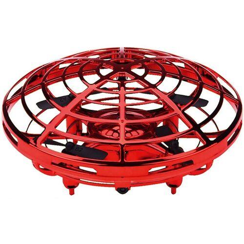 Amewi RC-Quadrocopter »Mini UFO mit Gestensteuerung, blau«, rot