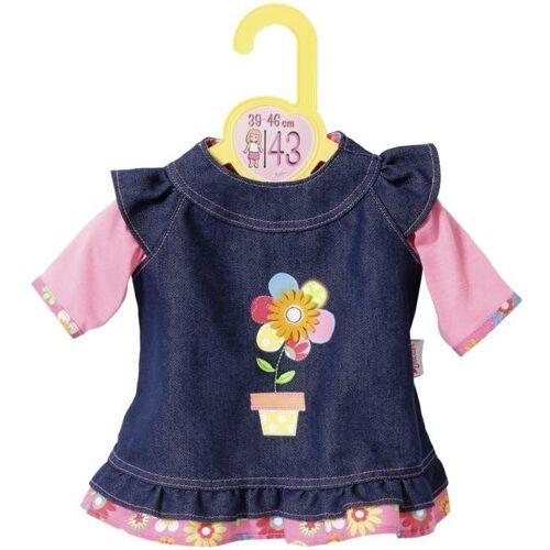 Zapf Creation® »Dolly Moda Jeanskleid« Puppenkleidung