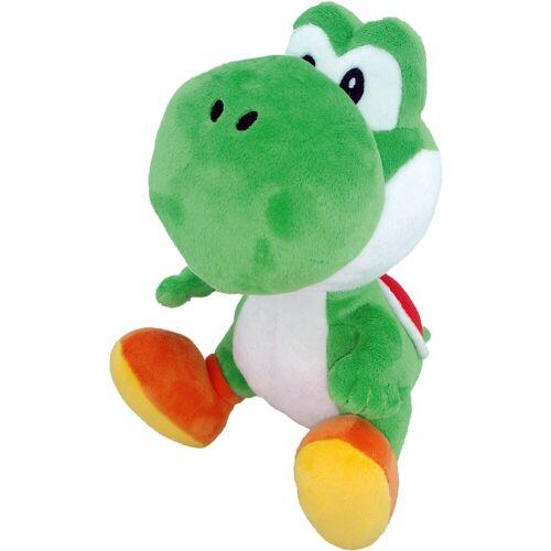 Nintendo Plüsch Nintendo Yoshi 17 cm, grün