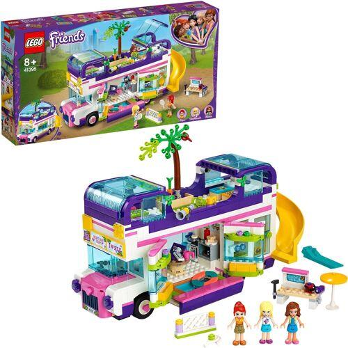 Lego Konstruktionsspielsteine »Freundschaftsbus (41395), Friends«, (778 St)