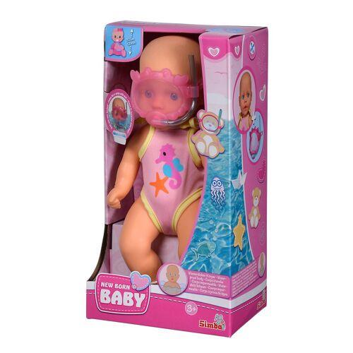 SIMBA Babypuppe »New Born Baby Badepuppe - 30 cm Puppe Babypuppe«