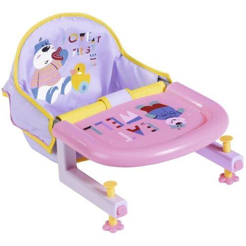 Baby Born Puppen-Tischsitz