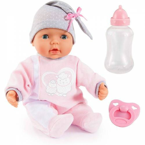 Bayer Babypuppe »Babypuppe My Piccolina Interactive 38 cm«