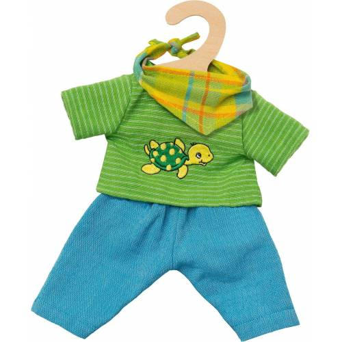 Heless Puppenkleidung »Outfit Max Gr. 28-35 cm, Puppenkleidung«