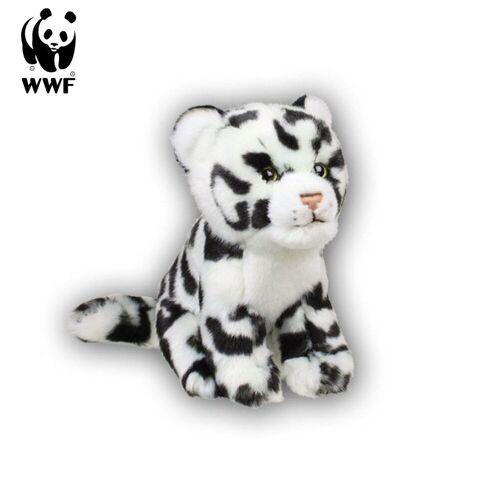 WWF Plüschfigur »Plüschtier Schneeleopard (15cm)«